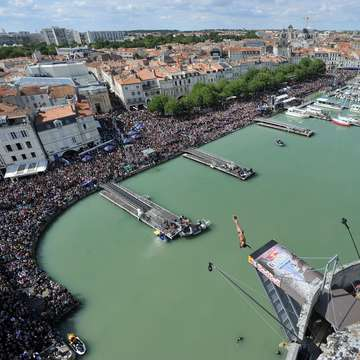 Championnat du Monde de Plongeons Red Bull Cliff Diving